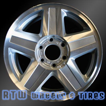 17 inch Chevy Trailblazer  OEM wheels 5142 part# tbd