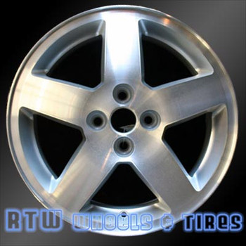 16 inch Chevy Cobalt  OEM wheels 5214 part# 9595088