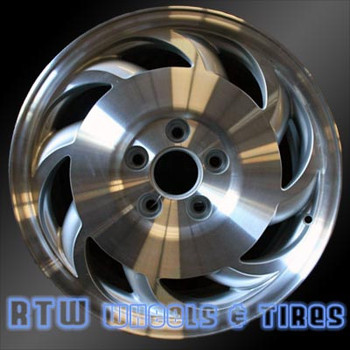17 inch Chevy Corvette  OEM wheels 5386 part# 10137824