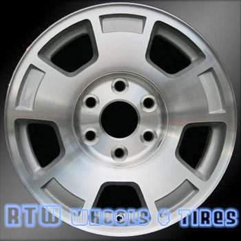 17 inch Chevy Express 1500 Van  OEM wheels 5421 part# 9598385