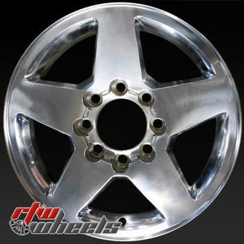 20 inch Chevy Silverado  OEM wheels 5503 part# 9598089