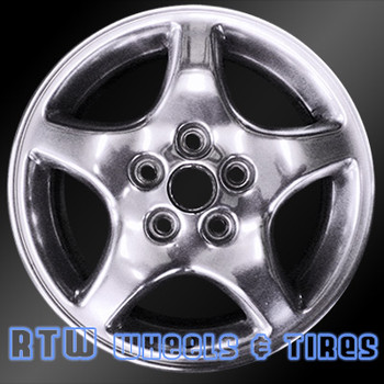 16 inch Pontiac Grand Prix  OEM wheels 6529 part# 09592276