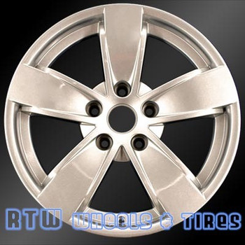17 inch Pontiac GTO  OEM wheels 6570 part# 92176996, 92159045