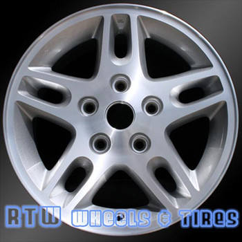 16 inch Jeep Grand Cherokee  OEM wheels 9041 part# tbd