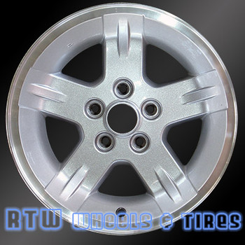 15 inch Jeep Wrangler  OEM wheels 9050 part# tbd