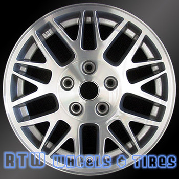17 inch Jeep Grand Cherokee  OEM wheels 9052 part# 10040237