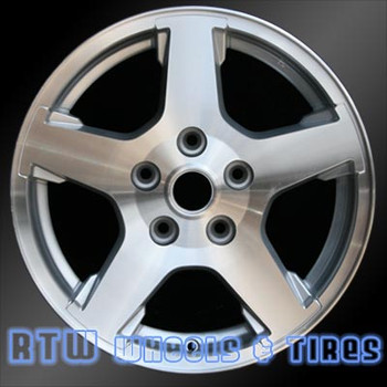 17 inch Jeep Grand Cherokee  OEM wheels 9055 part# tbd