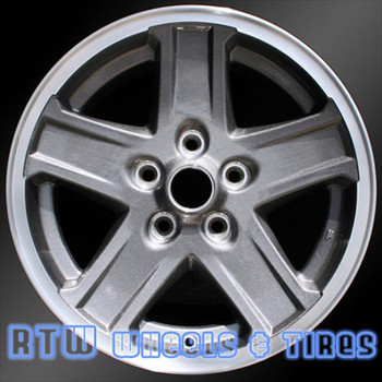 16 inch Jeep Liberty  OEM wheels 9056 part# tbd