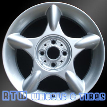 16 inch Mini Cooper Convertible  OEM wheels 59362 part# tbd