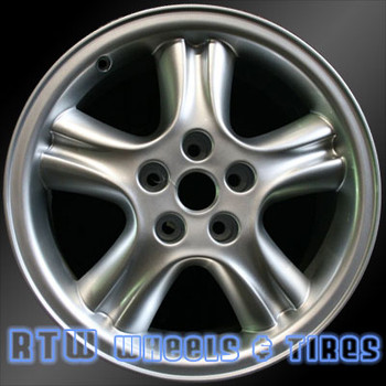 18 inch Jaguar XJ8  OEM wheels 59695 part# tbd