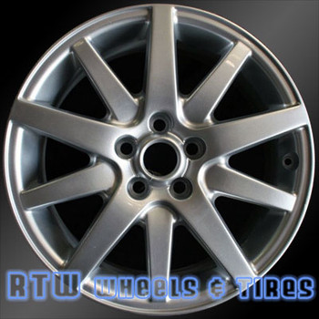 17 inch Jaguar S Type  OEM wheels 59705 part# tbd
