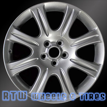 18 inch Jaguar XJ8  OEM wheels 59744 part# tbd