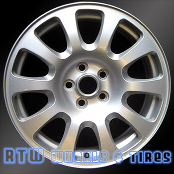 17 inch Jaguar XJ8  OEM wheels 59745 part# tbd