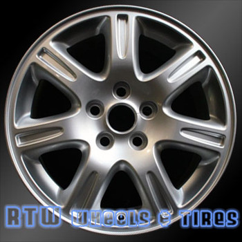 17 inch Jaguar S Type  OEM wheels 59777 part# XR817328