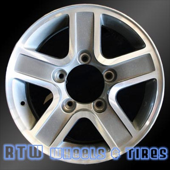 15 inch Geo Tracker  OEM wheels 60182 part# 91176717