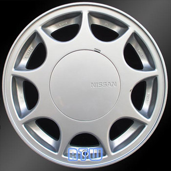 15 inch Nissan Maxima  OEM wheels 62273 part# 403006E025, 4030085E25, 4031540F00, 403156E000