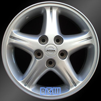 16 inch Nissan Maxima  OEM wheels 62375 part# 403000L725, 403000L726, 403000L727, 403000L728