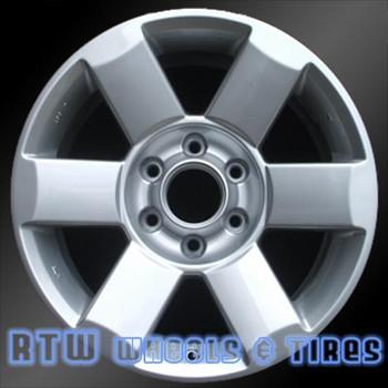 18 inch Nissan Titan  OEM wheels 62439 part# 403007S501