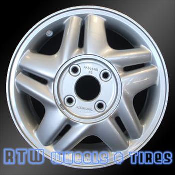 15 inch Honda Accord  OEM wheels 63752 part# 4772406, 42700SV2A01