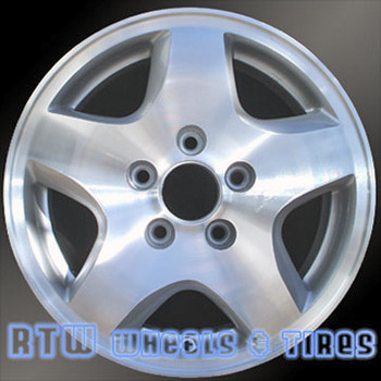 15 inch Honda Accord  OEM wheels 63774 part# 5965314, 42700S87A12