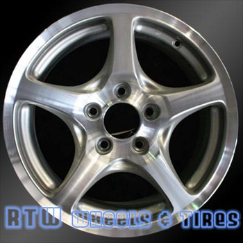 16 inch Honda S2000  OEM wheels 63817 part# tbd