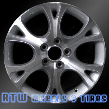 17 inch Honda Accord  OEM wheels 63864 part# N/A