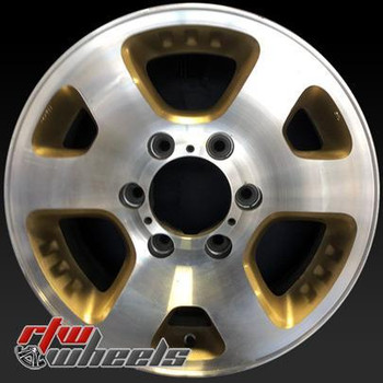 16 inch Isuzu Amigo  OEM wheels 64226 part# 8972086261