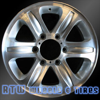16 inch Isuzu Rodeo  OEM wheels 64230 part# 8972255331, 8972255341