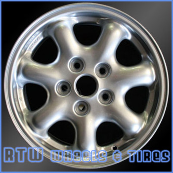 15 inch Mazda 626  OEM wheels 64765 part# tbd