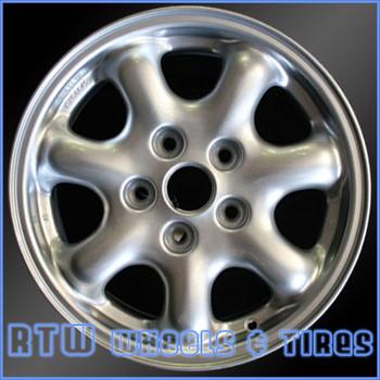 15 inch Mazda 626  OEM wheels 64765 part# tbd