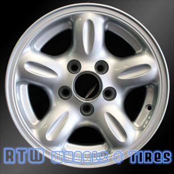14 inch Mazda Pickup  OEM wheels 64808 part# F87Z1007FA, ZZP237600, F87AFA, ZZP237600