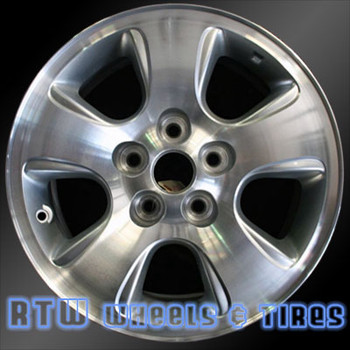16 inch Mazda Tribute  OEM wheels 64837 part# 9965437060