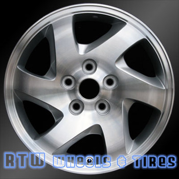 16 inch Mazda Tribute  OEM wheels 64845 part# tbd