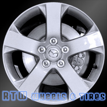 17 inch Mazda 5  OEM wheels 64881 part# tbd