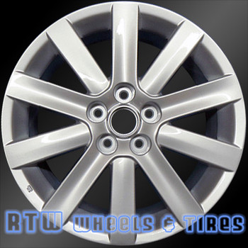 18 inch Mazda 3  OEM wheels 64896 part# 9965097080