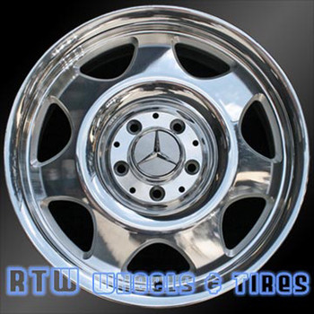 16 inch Mercedes CLK320  OEM wheels 65179 part# A2084010002, 2084010002