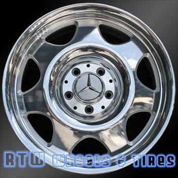16 inch Mercedes CLK320  OEM wheels 65179 part# A2084010002, 2084010002