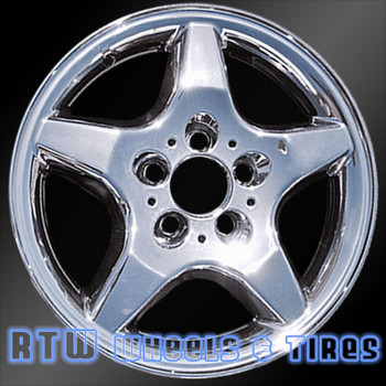 16 inch Mercedes ML Class  OEM wheels 65184 part# 1634010202, A1634010202