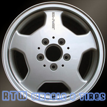 15 inch Mercedes C280  OEM wheels 65202 part# tbd