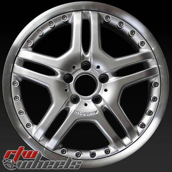 19 inch Mercedes S65  OEM wheels 65420 part# 9592937