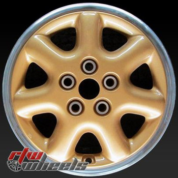 16 inch Plymouth Laser  OEM wheels 65717 part# MB892621