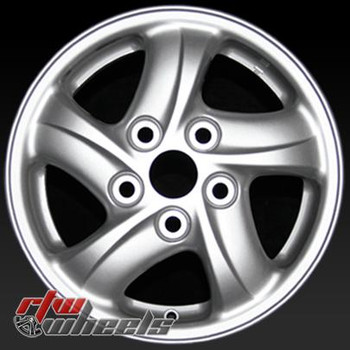 14 inch Mitsubishi Eclipse  OEM wheels 65735 part# MR761478