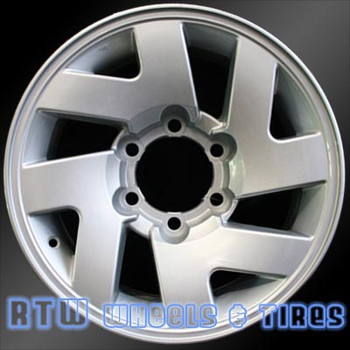 16 inch Mitsubishi Montero Sport  OEM wheels 65774 part# MR491523, MR448540