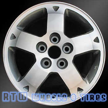 16 inch Mitsubishi Eclipse  OEM wheels 65782 part# tbd