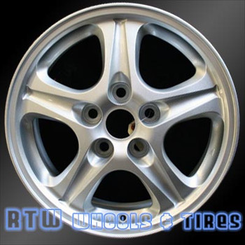 16 inch Mitsubishi Outlander  OEM wheels 65789 part# tbd