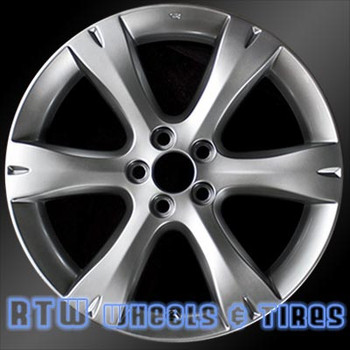 17 inch Subaru Impreza  OEM wheels 68763 part# tbd