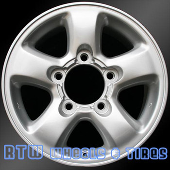 16 inch Toyota Land Cruiser  OEM wheels 69380 part# 4261160210