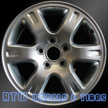 16 inch Toyota Highlander  OEM wheels 69397 part# tbd