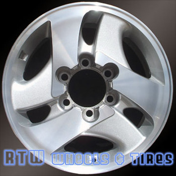 16 inch Toyota Sequoia  OEM wheels 69408 part# tbd