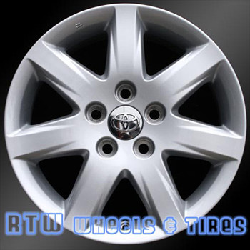 16 inch Toyota Avalon  OEM wheels 69483 part# tbd